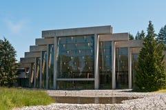 Musée de l'anthropologie Photo stock