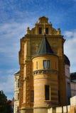 Musée de la Bohême occidentale à Pilsen, vieille architecture, Pilsen, République Tchèque photographie stock