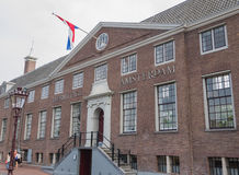 Musée de la dépendance d'ermitage, Amsterdam Image libre de droits