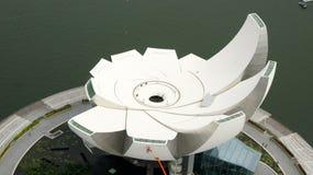 Musée de la Science d'art de Singapour Image stock