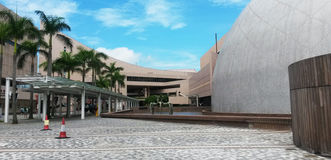 Musée de la Science de Hong Kong Photographie stock