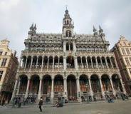 Musée de la ville chez Grand Place à Bruxelles Photos stock