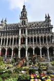 Musée de La Ville de Bruxelles Stock Photo