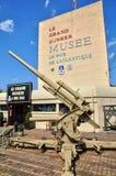 Musée de Le Grand Bunker dans Ouistreham dans Normandie Photographie stock