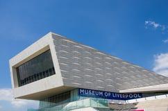 Musée de Liverpool Image libre de droits