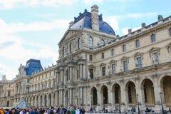 Musée de Louvre - Paris Image libre de droits