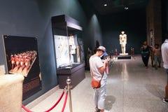Musée de Louxor - Egypte Images libres de droits