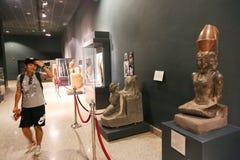 Musée de Louxor - Egypte Photographie stock libre de droits