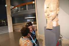 Musée de Louxor - Egypte Photos stock