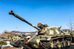 Musée de mémorial de guerre de la Corée Image libre de droits