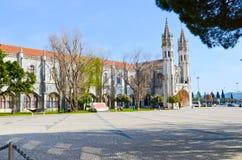 Musée de marine de Lisbonne Images libres de droits