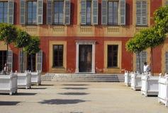 Musée de Matisse. Images stock