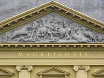 Musée de Mauritshuis Photographie stock libre de droits