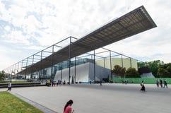 Musée de Melbourne Photos stock
