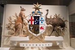 Musée de Melbourne Photos libres de droits