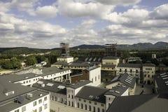 Musée de mine de charbon de Walbrzych photos libres de droits