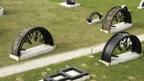Musée de mine de charbon de Walbrzych Photographie stock libre de droits