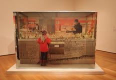 Musée de Moma, New York, Etats-Unis Photo stock