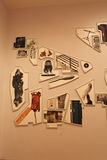 Musée de Moma, New York, Etats-Unis Photos libres de droits