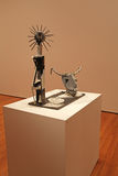 Musée de Moma, New York, Etats-Unis Image stock