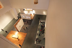 Musée de Moma, New York, Etats-Unis Photographie stock