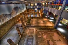 Musée de mosaïque de zeugma Photo libre de droits