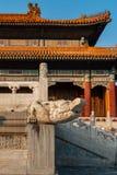 Musée de palais dans Pékin Photographie stock