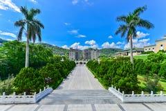 Musée de palais national à Taïpeh, Taïwan Image stock