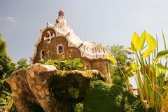 Musée de Parc Guell photo libre de droits