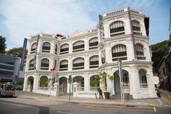 Musée de Peranakan à Singapour photographie stock libre de droits