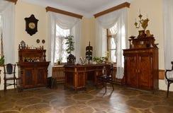 Musée de pharmacie de Kyiv Images libres de droits