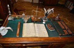 Musée de pharmacie de Kyiv Photographie stock libre de droits