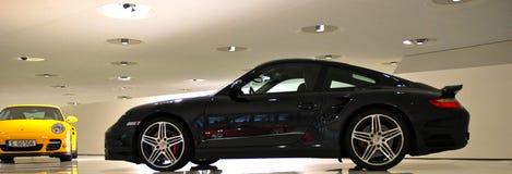Musée de Porsche photo libre de droits