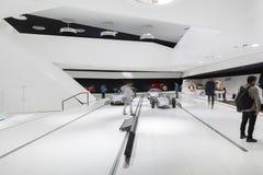 Musée de Porsche Photographie stock libre de droits
