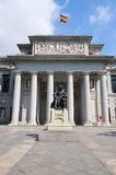 Musée de Prado Photographie stock libre de droits