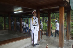Musée de résidence de Ho Chi Min Photos libres de droits