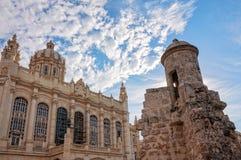 Musée de révolution - La Havane, Cuba Photos stock