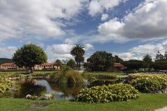 Musée de Rotorua Photographie stock libre de droits