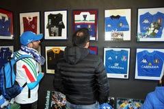 Musée de rugby Image stock