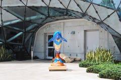 Musée de Salvador Dali Images libres de droits