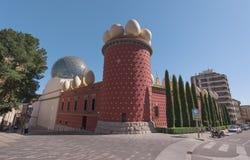 Musée de Salvador Dali Photographie stock libre de droits