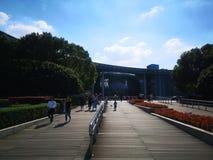 Musée de science et technologie de Changhaï images stock