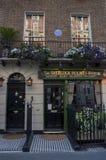 Musée de Sherlock Holmes image libre de droits