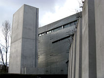Musée de Shoah Photos stock