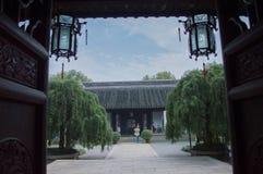 Musée de Suzhou de royaume merveilleux de Taiping Photos stock