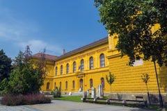 Musée de Szekszard photos stock