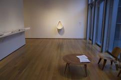 Musée de toilette d'urine Images stock