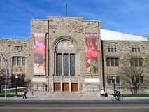 Musée de Toronto Photographie stock