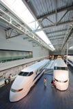 Musée de train du Japon Shinkansen Image stock