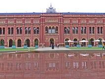 Musée de Victoria et d'Albert, Londres Photos stock